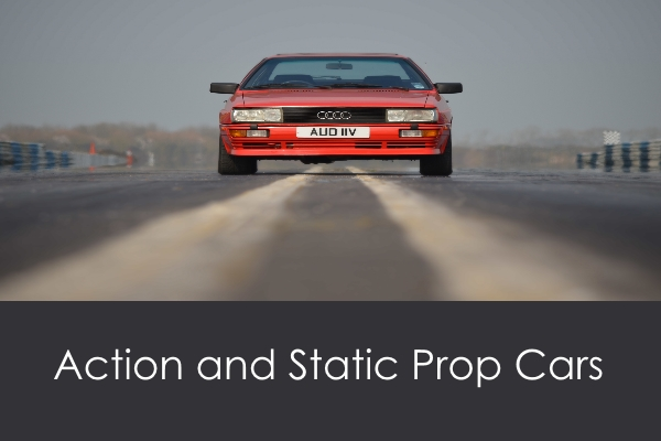 Action & Static Prop Cars