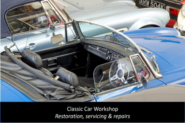 CLASSIC CAR WORKSHOP