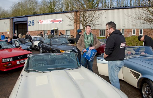 Event Reminder: Cars & Coffee on Sunday March 27th