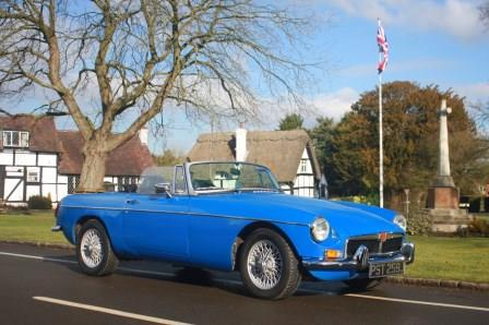 Mgb Convertible Hire Great Escape Classic Cars Great