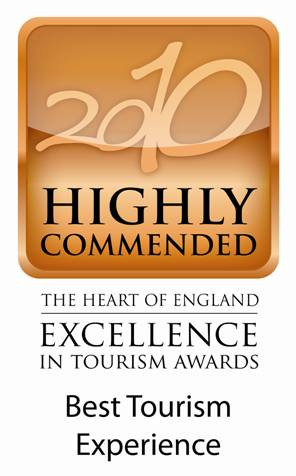 Great Escape Classic Car Hire Excellence in Tourism Highly Commended