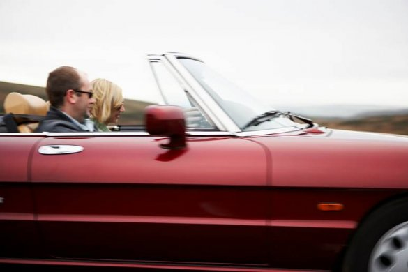 Classic Car Road Trips - perfect gift for two from £399