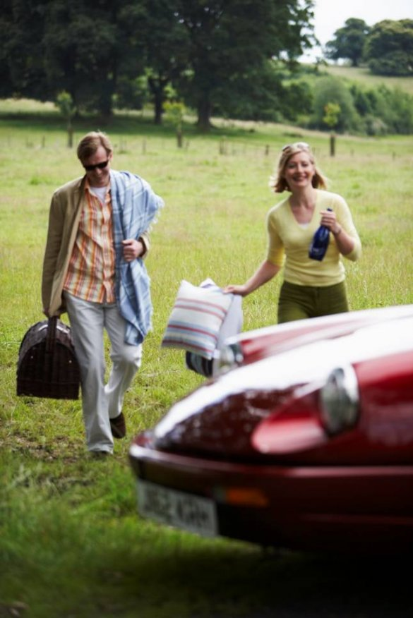 Great Escape Classic Car Hire Cotswolds Getaway Tour, places now available