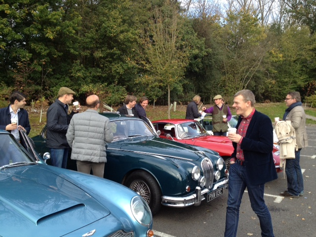 classic car corporate networking events