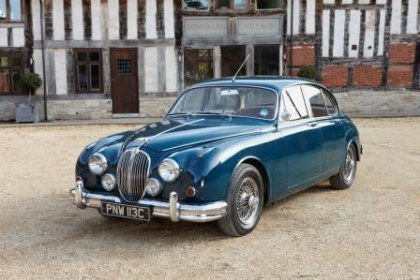 Jaguar Mk2 restoration case study