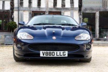 Great Escape Classic Car Hire supercar rental fleet includes Jaguar XKR supercharged for hire in the Midlands