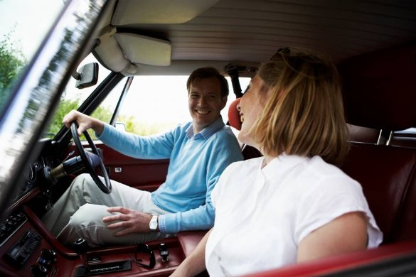 Great Escape Cars classic car road trips - full day tours from £249