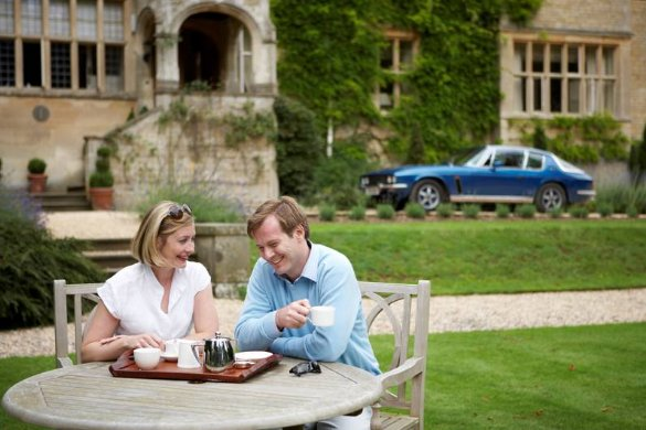 Classic Driving Tours - short breaks make the perfect gift to share