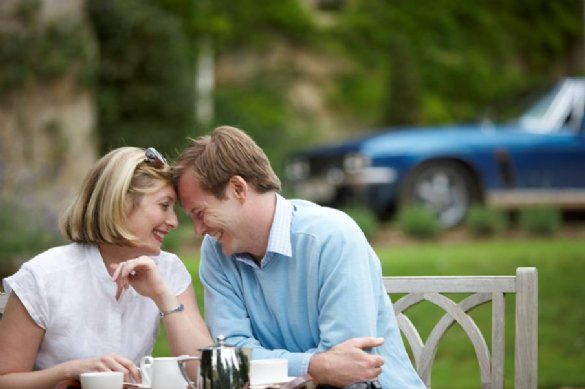 Great Escape Classic Car Hire for luxury romantic weekend escapes in the Cotswolds