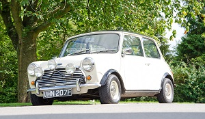 Classic Car Hire - perfect gift for two from £95