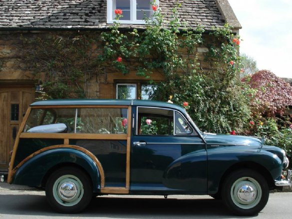 Great Escape Classic Car Hire bridal wedding cars for self drive hire