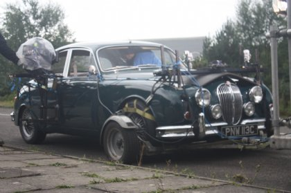 Great Escape Classic Car Hire provides classic and vintage cars for TV film and advertising projects in the UK and oveseas
