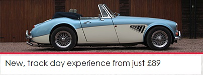 Great Escape Classic Car Hire 2015 track days now available
