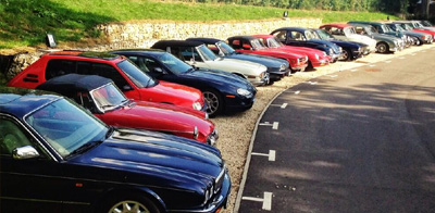 Why choose classic cars for corporate events