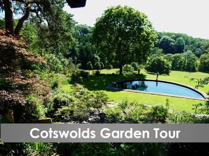 Cotswolds Garden Tour road trip
