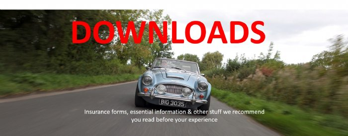 Download essential information for your driving experience