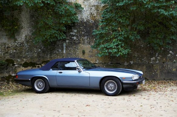 Drive a Jaguar XJS for £59