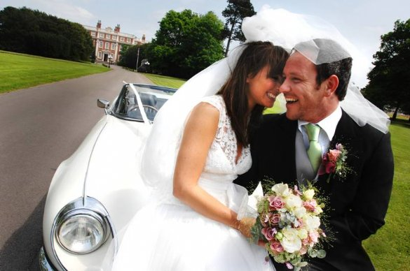Self drive wedding car hire