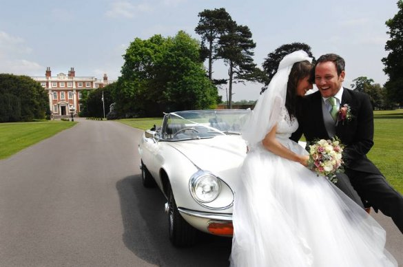 groom self drive wedding cars