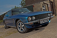 Great Escape Classic Car Hire Jensen Interceptor in Yorkshire