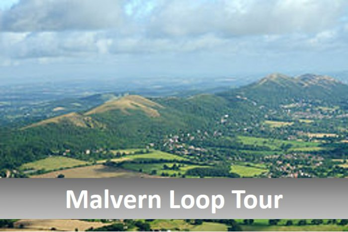 Malvern Loop classic car tour - half day