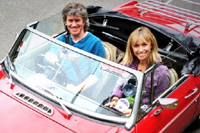 TV and film car hire, cars for events and photoshoots
